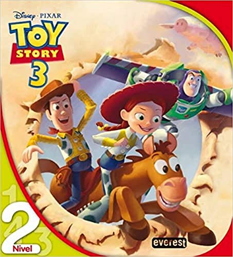 9788444144436: Toy Story 3. Lectura Nivel 2 (Leo con Disney)
