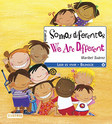9788444145013: Somos Diferentes / We Are Different (Bilingual Edition) (Spanish Edition)