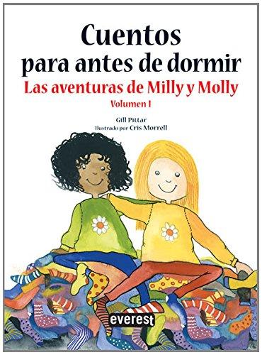 9788444145747: Cuentos para antes de dormir. Las aventuras de Milly y Molly. Volumen 1