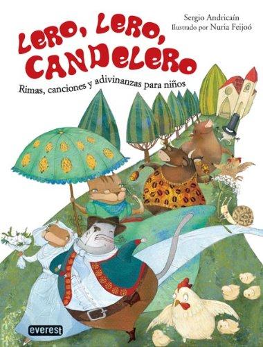 9788444146317: Lero, Lero Candelero (Spanish Edition)