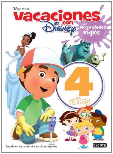 9788444146409: Vacaciones con Disney (4 años) (Vacaciones Disney)