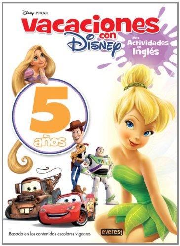 9788444146416: Vacaciones con Disney (5 años) (Vacaciones Disney)