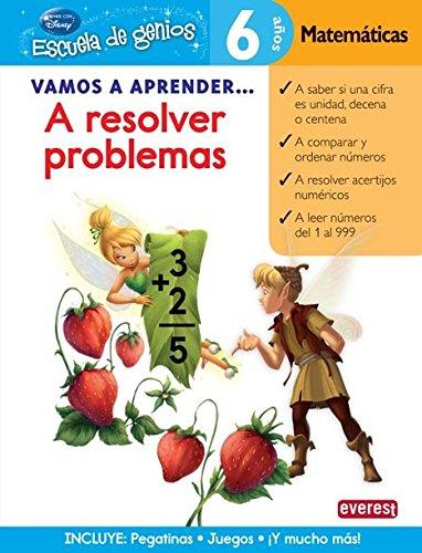 9788444146553: RESOLVER PROBLEMAS-6AÑ-ESCGEN(9788444146553)