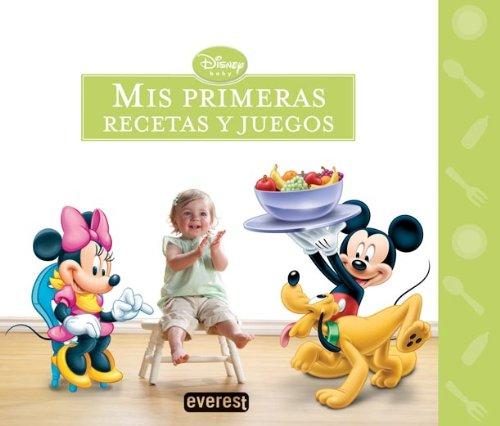 Mis primeras recetas y juegos Con una: Walt Disney Company
