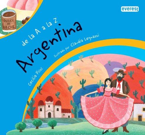 9788444147659: De la A a la Z. Argentina