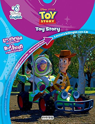 9788444147888: Disney English: Toy Story