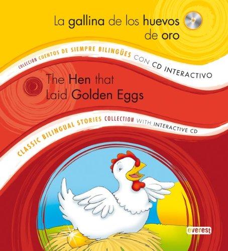 9788444148168: La gallina de los huevos de oro / The Hen that Laid Golden Eggs