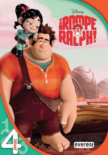 9788444148731: Rompe Ralph. Lectura Nivel 4 (Leo con Disney)