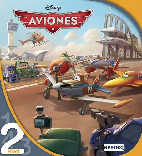 Aviones. Nivel 2: Editorial Everest