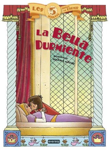 9788444149820: Leo 5 minutos antes de dormir:La Bella Durmiente (Spanish Edition)
