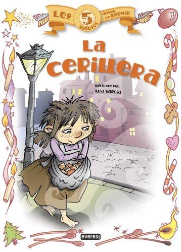 La cerillera (Book): Hans Christian Andersen
