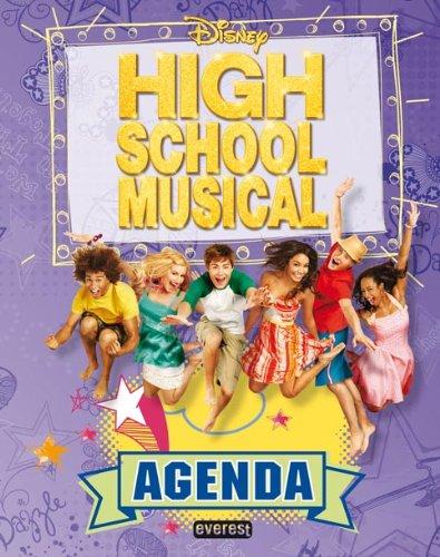 9788444160320: High School Musical. Agenda