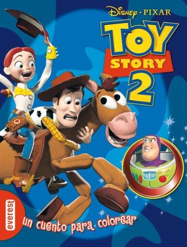 Toy story 2. un cuento para colorear  Walt Disney Company 394b3e0db50