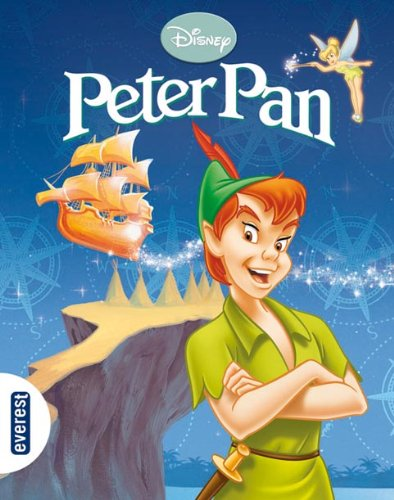 9788444160467: Peter Pan (Nueva antología Disney)
