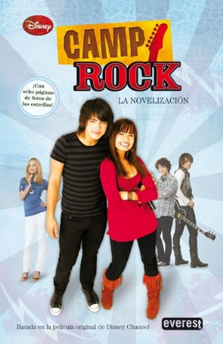 9788444160818: Camp Rock. Novelización