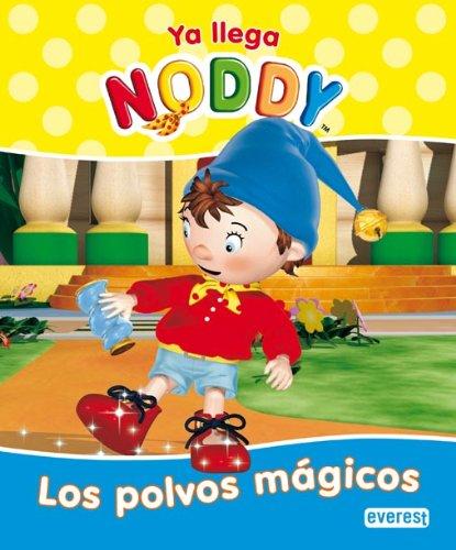 9788444161259: Ya llega Noddy. Los polvos mágicos