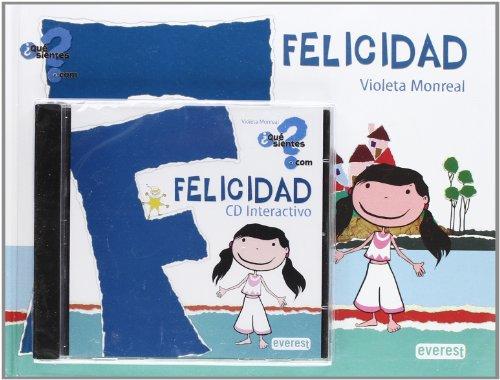 9788444161822: Felicidad. Libro con Cd interactivo (Spanish Edition)