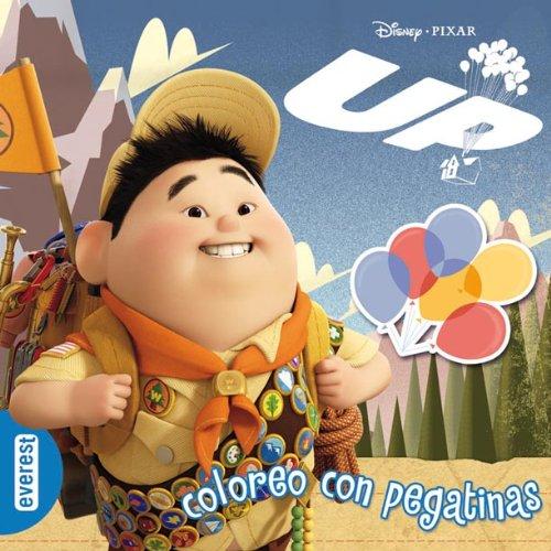 9788444162744: Up. Coloreo con pegatinas