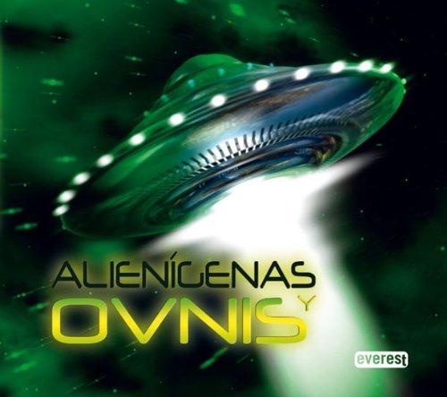 9788444162898: Alienígenas y ovnis (Libro Regalo (everest))