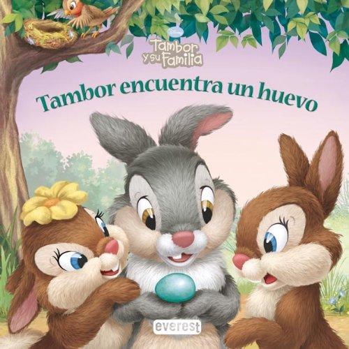 9788444163000: Tambor y su familia. Tambor encuentra un huevo (Tambor y su familia / Álbumes ilustrados)