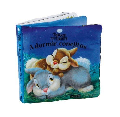 9788444163017: Tambor y su Familia. A dormir conejitos. Libro de tela