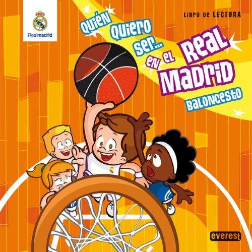 9788444163185: Quién quiero ser-- en el Real Madrid Baloncesto