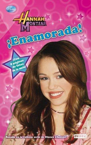 9788444163628: Hannah Montana. Enamorada. Novelizaci¾n