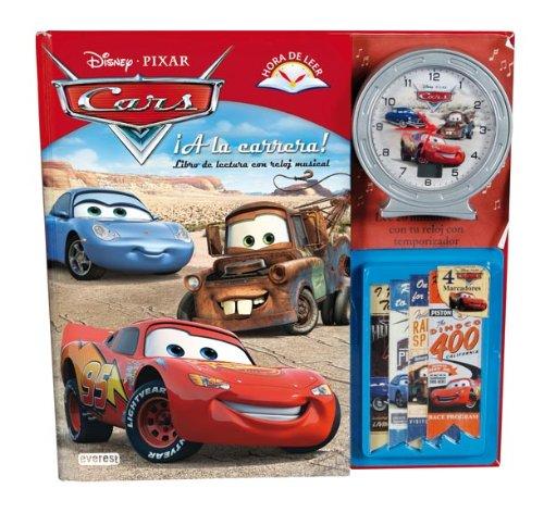 9788444163642: Cars. ¡A la carrera! Hora de leer. Libro de lectura con reloj musical (Cars / Libros singulares)