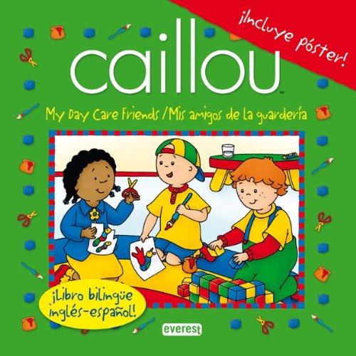 9788444163772: My day care friends/Mis amigos de la guardería: ¡Libro bilingüe inglés-español! (Playtime/hora de jugar)