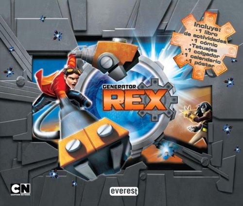 9788444163949: Generator Rex. Caja regalo (Libros singulares)