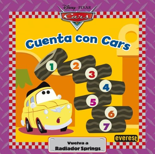 9788444164496: CARS- CUENTA CON CARS