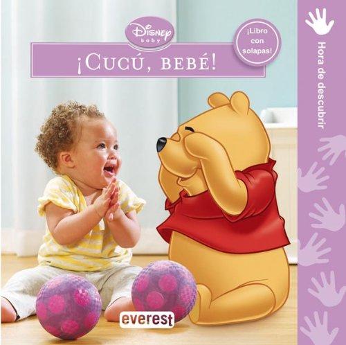 9788444166421: ¡Cucú, bebé!: ¡Libro con solapas! Hora de descubrir (Libros de cartón Disney)