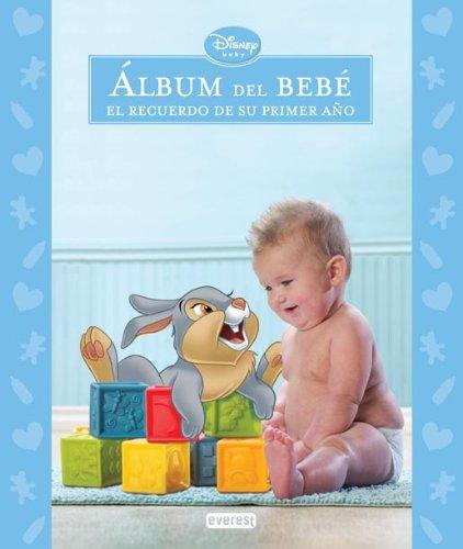 9788444166476: ALBUM DE BEBE(NI¥O)DISNEY BABY