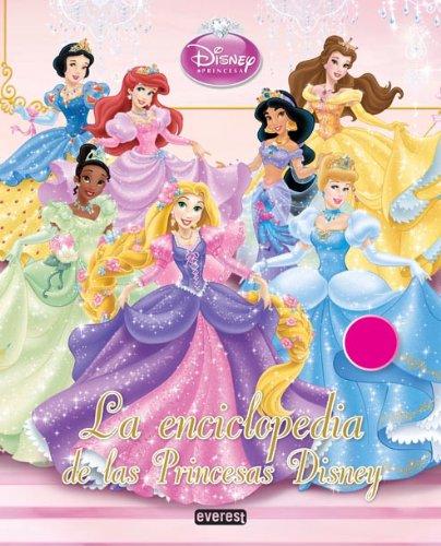 9788444166599: Enciclopedia de las princesas Disney