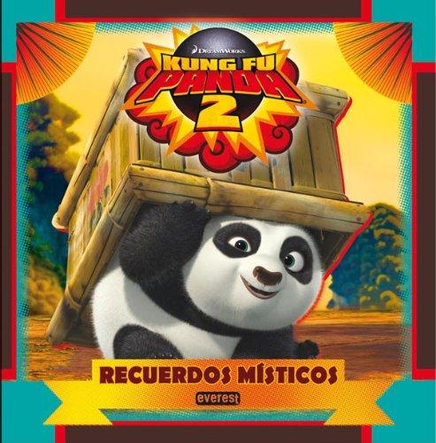 9788444166704: Kung Fu Panda 2. Recuerdos místicos: Libro de lectura con tatuajes