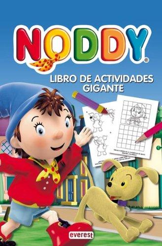 9788444166780: Noddy. Libro de actividades gigante