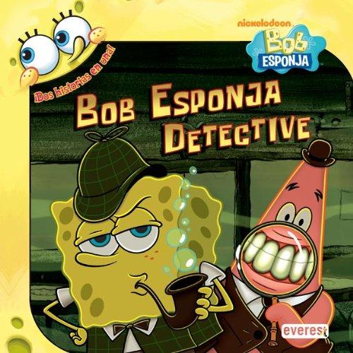 9788444166957: Bob Esponja Detective