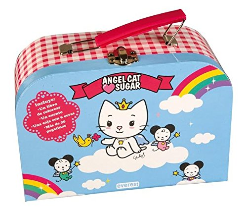 9788444167503: Angel Cat Sugar. Malet�n de actividades