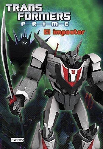 9788444167954: Transformers Prime. El impostor (Lecturas robóticas)