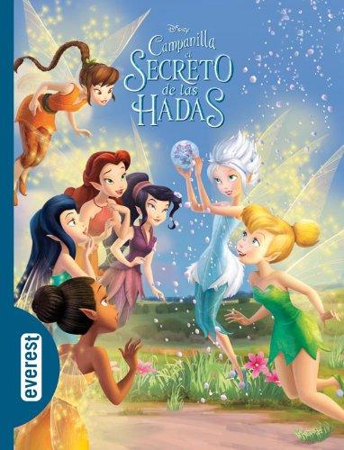 9788444167985: Campanilla. El secreto de las hadas (Clásicos Disney)