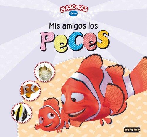 9788444168074: Mascotas Disney. Mis amigos los peces