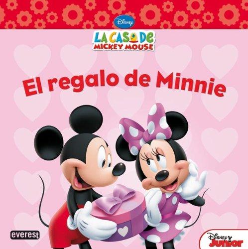 9788444168593: La Casa De Mickey Mouse El Regalo De Minnie (Libros de lectura)