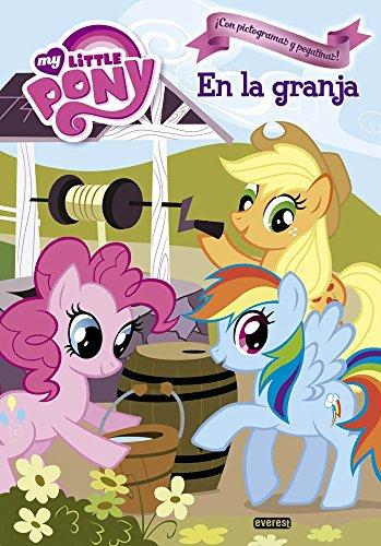 9788444168753: My Little Pony. En La Granja (Lecturas My Little Pony)