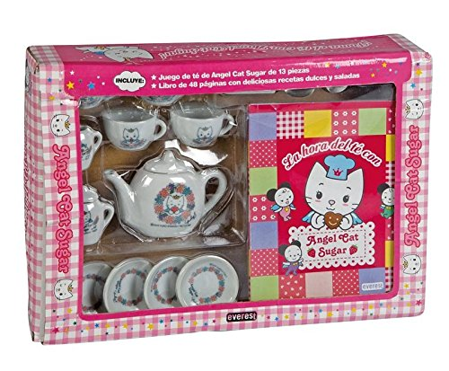 9788444168838: La hora del té con Angel Cat Sugar (Libros singulares)
