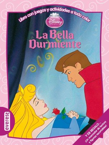 9788444168883: La Bella Durmiente: Libro con juegos y actividades a todo color (Multieducativos Disney)