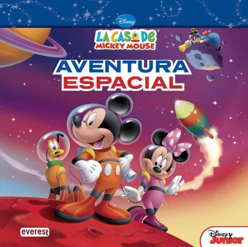 9788444168906: La Casa de Mickey Mouse. Aventura espacial