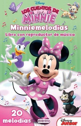 9788444168999: Los Cuentos de Minnie. Minniemelodías. Libro con reproductor musical: 20 melodías (Libros singulares)