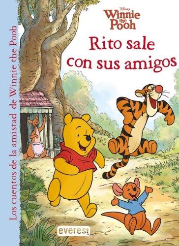 9788444169149: Winnie the Pooh. Rito sale con sus amigos (Los cuentos de la amistad de Winnie the Pooh)