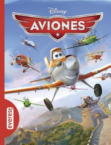 Aviones: Editorial Everest