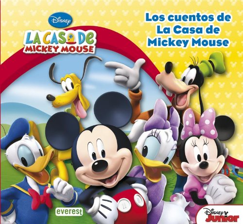9788444169606: Los cuentos de La Casa de Mickey Mouse